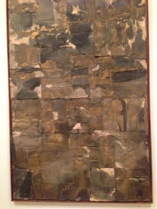 """""""Sunburst"""" (1960) Ortiz"""