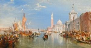 JMW Turner, Venice: The Dogana and San Giorgio Maggiore