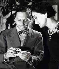 Duke Fulco di Verdura with Coco Chanel