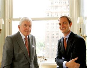 Ward Landrigan, Chairman & CEO and Nico Landrigan, President