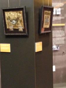 "At the ""Lashon Hara"" exhibit, Anne Frank Center"