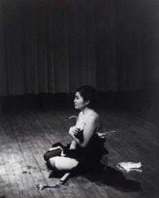 Yoko Ono at MoMA