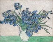 Vincent van Gogh (Dutch, Zundert 1853–1890 Auvers-sur-Oise)Irises, 1890 Oil on canvas