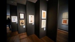 Egon Schiele works